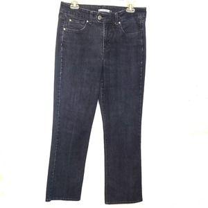 Bandolino Blu Amaya Boot Cut Dark Wash Jeans - 10